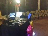 Mesa del DJ El Escorial