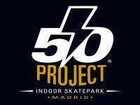 50Project Indoor Skatepark Team Building