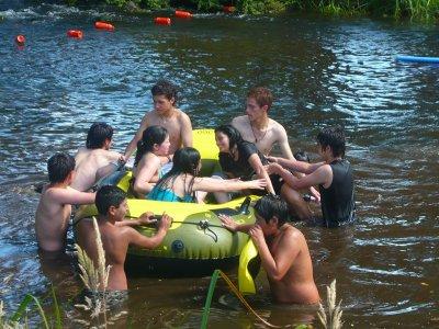 Campamento inglés y aventuras en Lapuebla 7 días