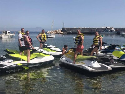 1-Hour Two-Seater Jet Ski in Santa Pola