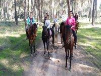 Excursión a caballo 2 horas por Parque de Doñana