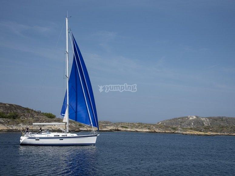 Navegacion con vela