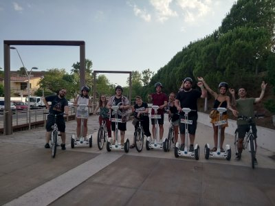Segwayfels Team Building