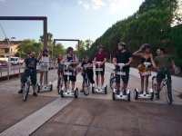 Divertimento in segway