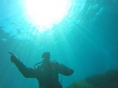 Discover Scuba Diving PADI en Cabo de Palos