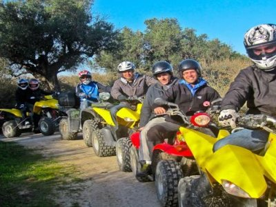 Quad Ride in Alicante - 30'