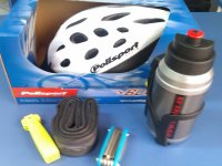 Pack ciclista.