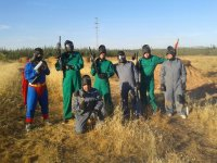 Paintball en El Robledo