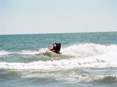 Moto de agua 15 minutos, Playa de Islantilla