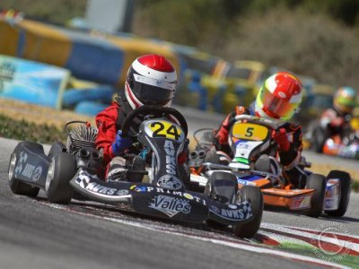 Gara di karting Media Prix Finestrat Circuit