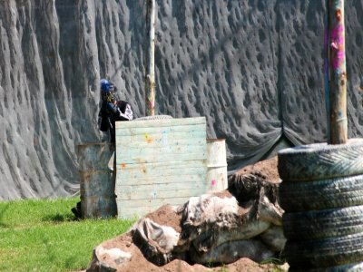 Nimo Aventura Paintball