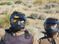 Preparados con el equipo de protección