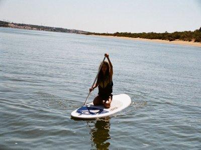 Curso iniciación al paddle surf 90 min, Islantilla