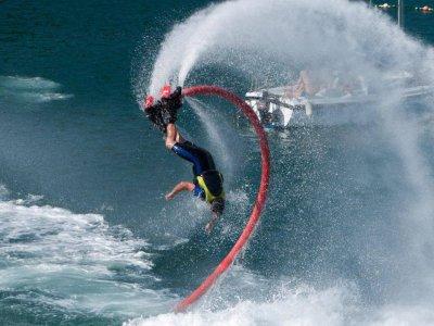Flyboarding in Vizcaya - 20 min