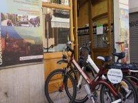 rutas bici granada