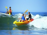Alquiler kayak doble