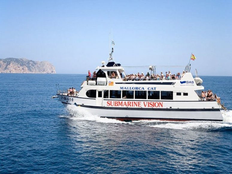 Ruta en catamaran