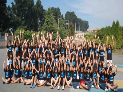 English and Sports Camp, Oleiros, 10 Days