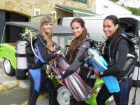 Try Scuba: Scuba Diving baptism in Costa Brava