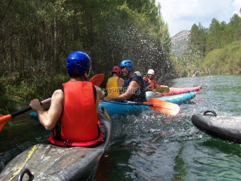 The best aquatic activity
