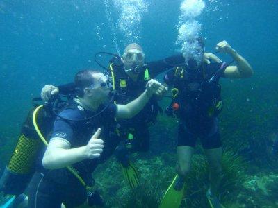 Curso Open Water Diver Alcalá de Henares y Murcia