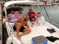 Alquiler de barco sin titulación en Valencia