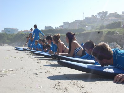 10-day Surf Camp in Olerios