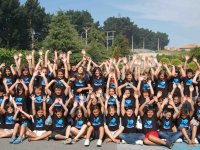 10-Day English Camp in Oleiros