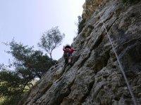 Escalada en rocas baleares