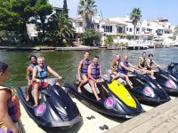 All on the jet skis. JPG