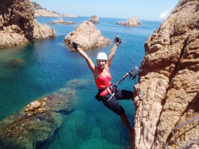 Via Ferrata Induction in Costa Brava