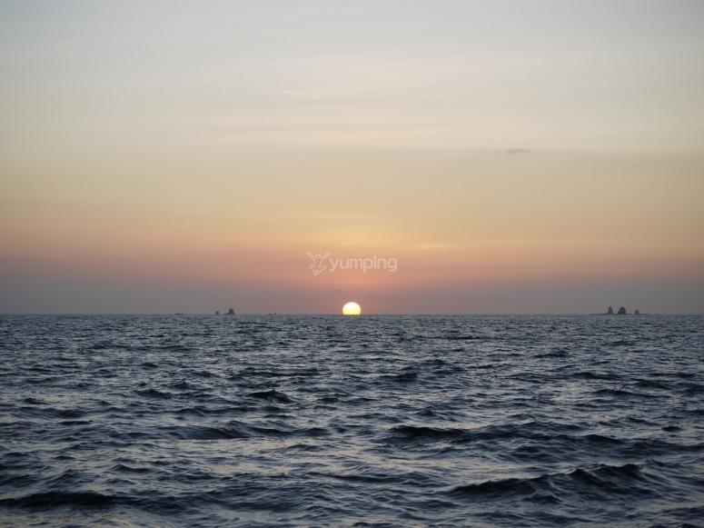 Navigare lungo la Costa Blanca
