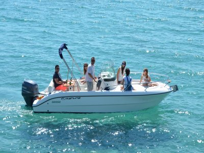 Exclusive Boat Rental, 4h, Costa Blanca