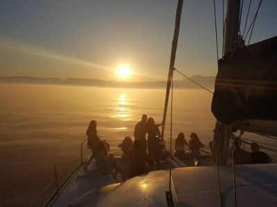 2Sail Boat Experience Despedidas de Soltero