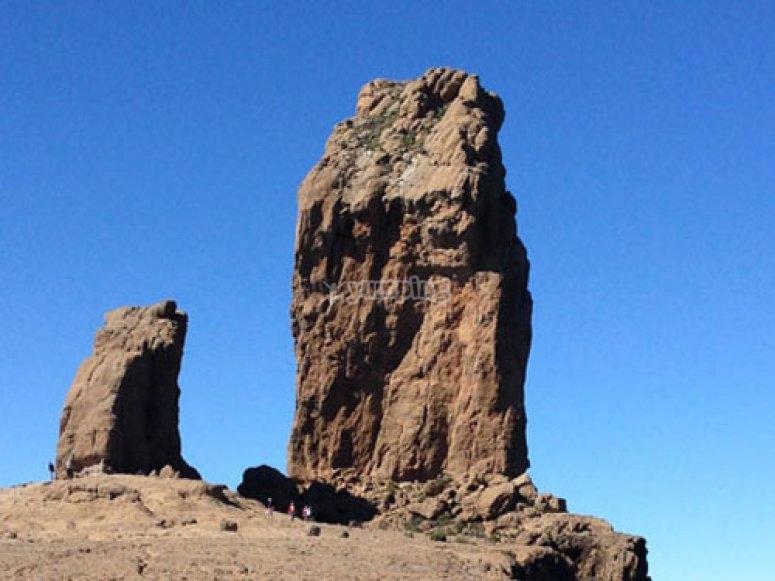 Monumento Roque Nublo