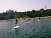 Paddle surf equipment rental