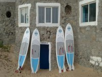 New SUP boards in our school