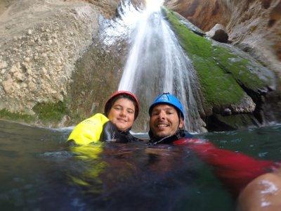 Ruta kayak y descenso barrancos en Delta del Ebro