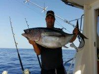Salida de pesca del atún en Mallorca