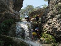 溪降溪降攀登