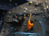登山是我们的主要活动