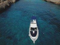 Barco para paseos y pesca en Mallorca