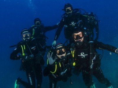 PADI Advanced Open Water Diver en Roquetas de Mar
