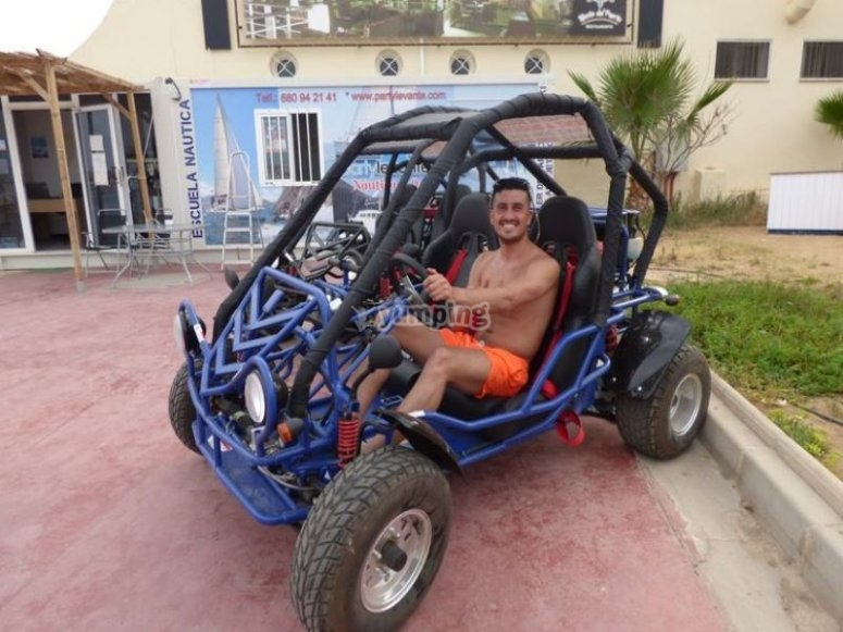 Alquiler buggy en Almeria