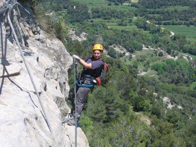Climbat Barcelona Vía Ferrata