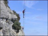 铁索攀岩,巴塞罗那,铁索攀岩爬升爬升
