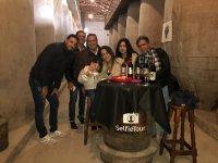 Cata de vinos en La Mancha