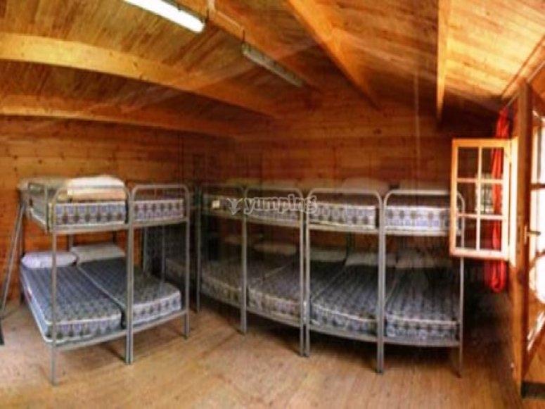 interior casita