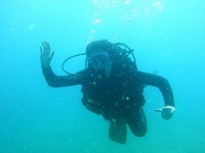 PADI Open Water Diver desde Puerto del Carmen