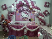 cumple hello kitty
